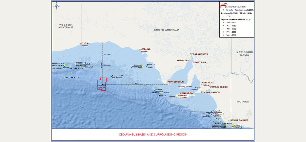 NOPSEMA asks Equinor for more info