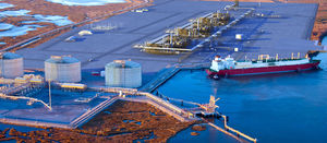 LNG production starts up at Cameron export terminal