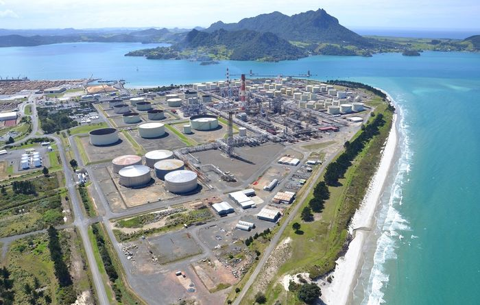 Marsden Point refinery cuts production as demand slumps