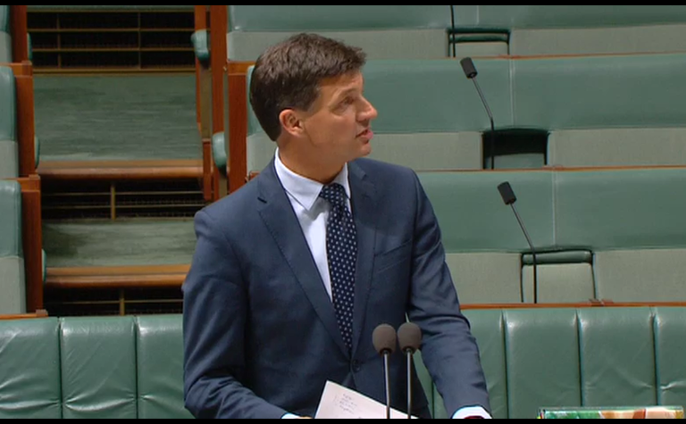 Angus Taylor promises to cut electricity prices by 25%