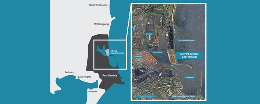 AIE starts awarding Port Kembla construction contacts