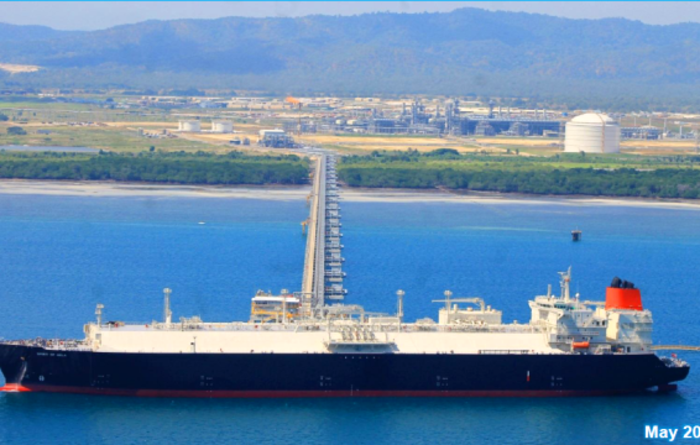 Exclusive: PNG LNG's high-five