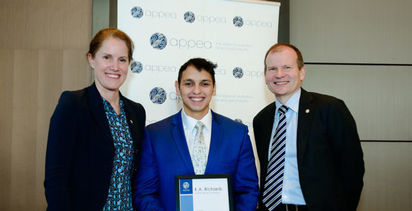 APPEA awards two scholarships