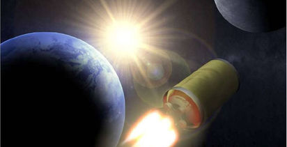 New space agency could play role in oil and gas