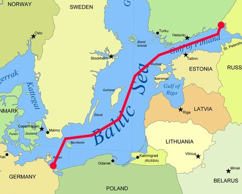 Nord Stream makes legacy data available