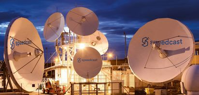Schlumberger win for Speedcast