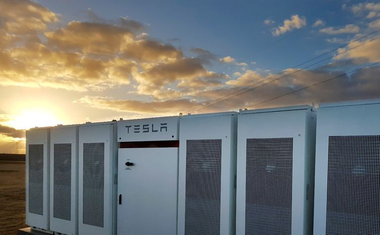 Gannawarra grid-scale battery comes online