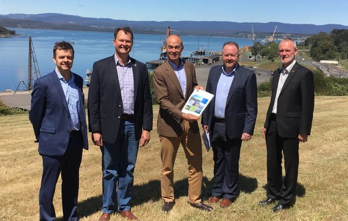 Strong interest in Tasmania's renewable hydrogen future