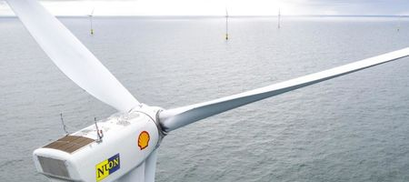 Shell buys floating offshore wind company