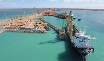 LNG competitors move