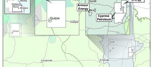 Queensland government awards exploration acreage