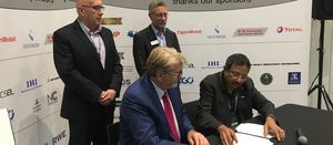 IEAGHG and International CCS Knowledge Centre sign agreement