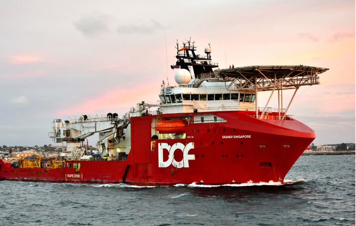 Regulator takes DOF Subsea to court over horror accident