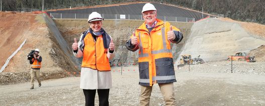 Snowy Hydro 2.0 gets the green tick