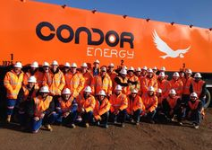 Condor soars with Baker Hughes
