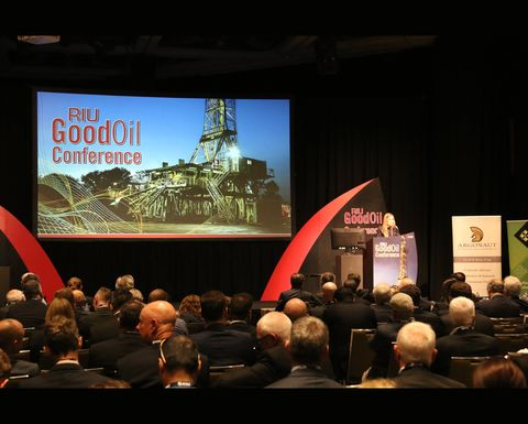 RIU Good Oil Conference coming up