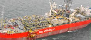 Production halted after oil spill at Tui field