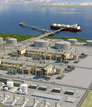 Inpex, Chevron LNG lashings
