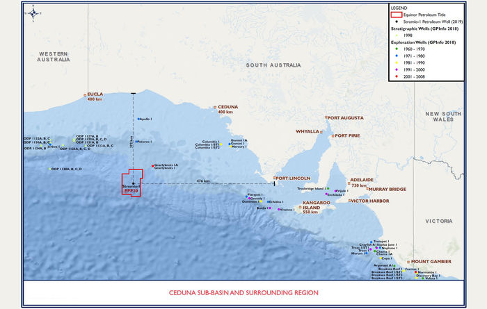 NOPSEMA opens Equinor Bight draft EP for comment