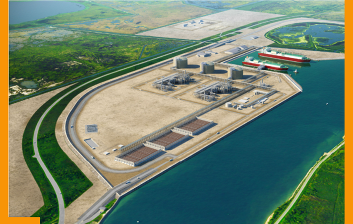 Another step forward for Port Arthur LNG