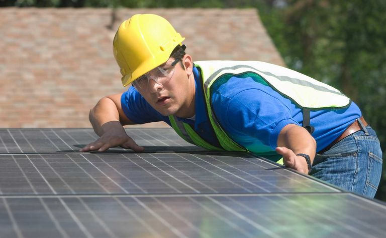 Beryl solar plant switched on