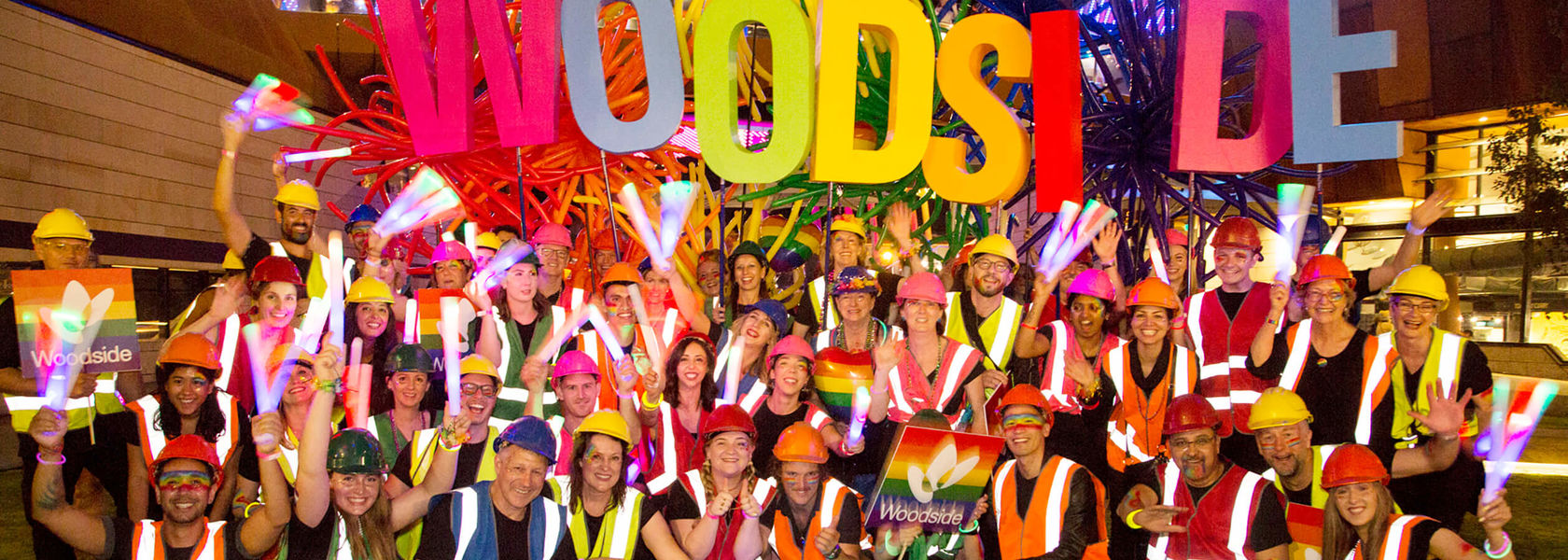 Woodside becomes major supporting sponsor of Perth PrideFest