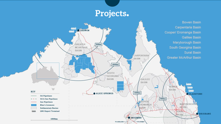 Blue Energy signs gas MOU with Queensland Pacific Metals