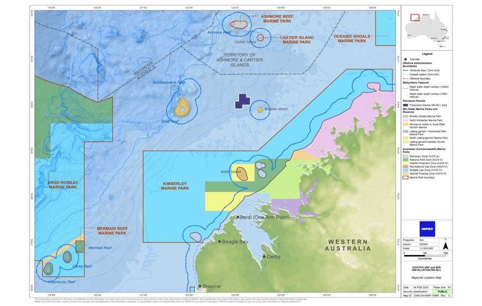 Major work program for next stage Ichthys approved