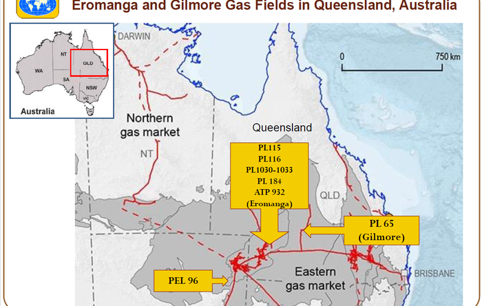 Energy World to recommission Queensland gas assets
