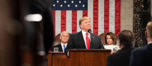 Trump bypasses trade and energy for domestic-focused SOTU