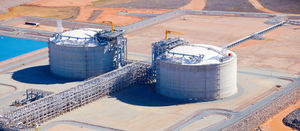 WA LNG facility on infrastructure priority list