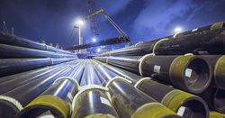 ENB Briefs: NT Pipelines, Total, Ampelmann, North Sea, and more.