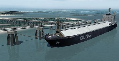GLNG a fourth quarter winner for Santos