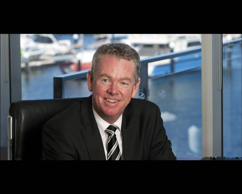 David Ross appointed managing director of MMA Offshore