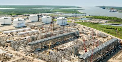 Worley wins more US LNG work