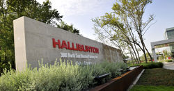 Halliburton fares better than expected