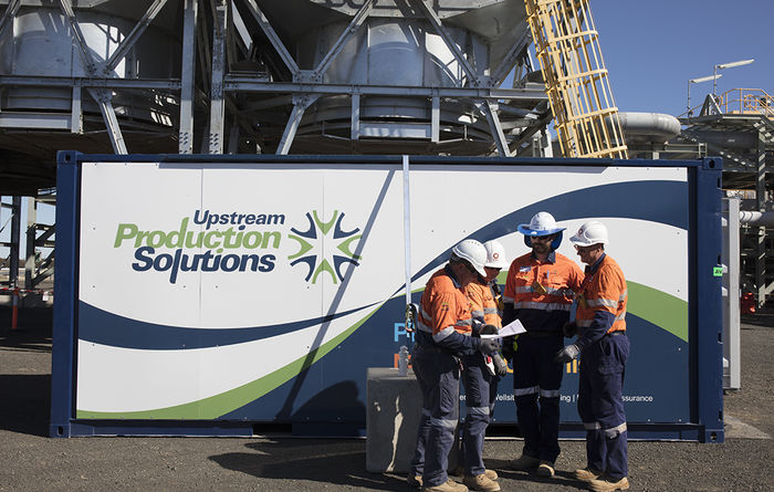 Upstream PS wins APLNG contract extension