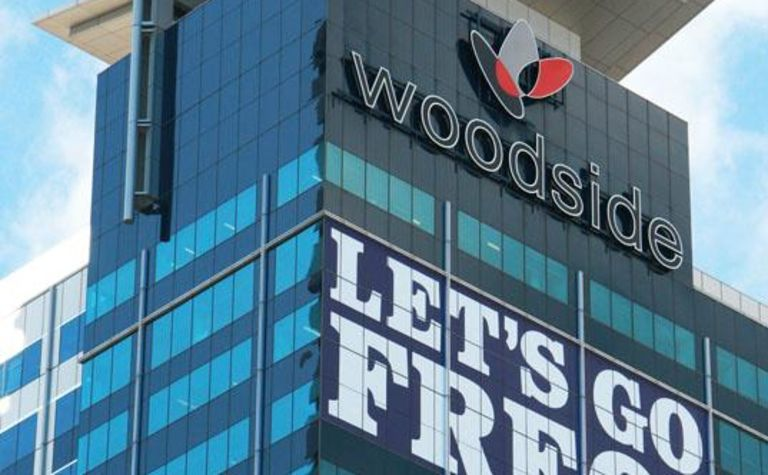 Sales already down for Woodside