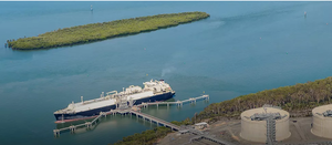 Spot LNG prices up on tight supply, lower temps and stocks