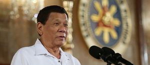 "Duterte promises oil standoff with China ""will be bloody"""