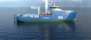 Ørsted, Mitsui and Ta Tong to build first Taiwan-flagged SOV