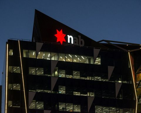 NAB successfully raises cash, but big exposure to oil and LNG prices