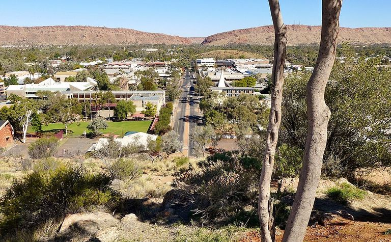 Alice Springs welcomes renewable energy project