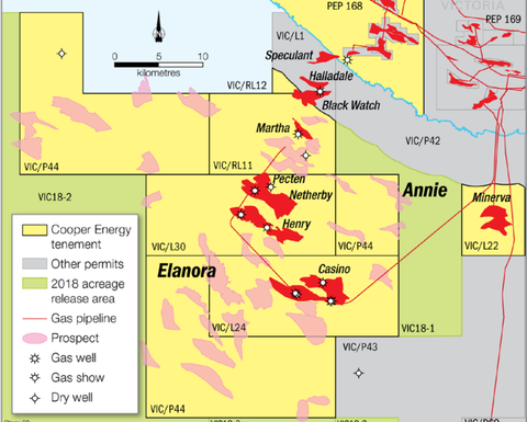 Otway Basin back as Cooper makes discovery at Annie