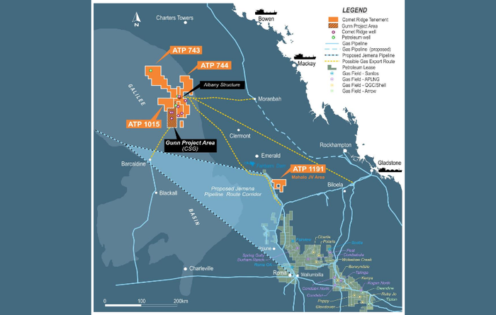 APA one step closer to delivering Galilee Basin gas to market