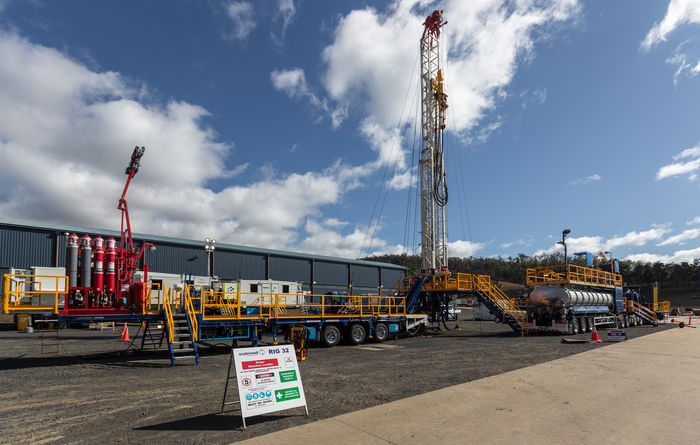 Easternwell mobilises newbuild rig for high-profile drilling campaign