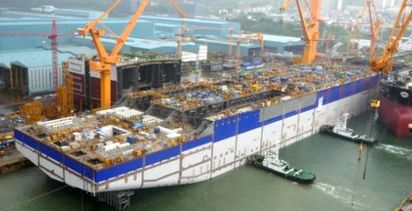 Ichthys FPSO sets sail: sources