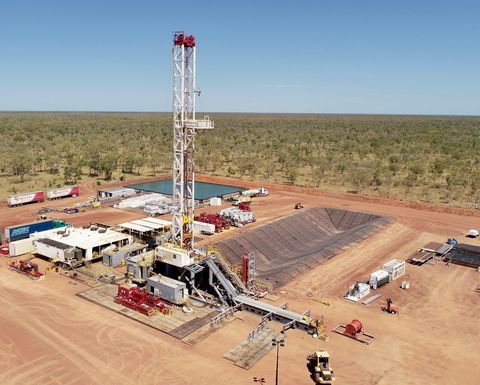 Horizontal section fails at big-budget Beetaloo gas well