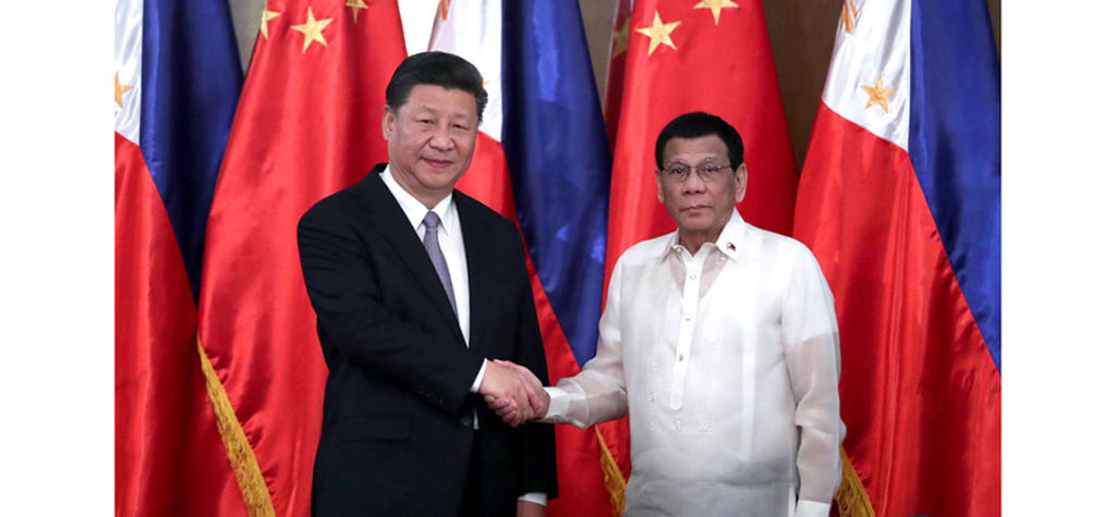 China and Philippines ink oil and gas deal for SCS