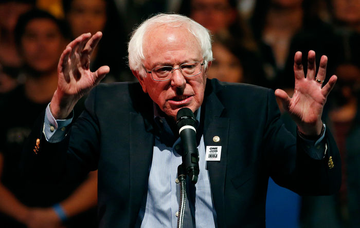 ENB Briefs: Bernie Sanders, Caltex, Gazprom and more